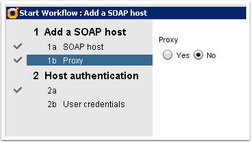 vCO SOAP Configurations and Workflow Creation