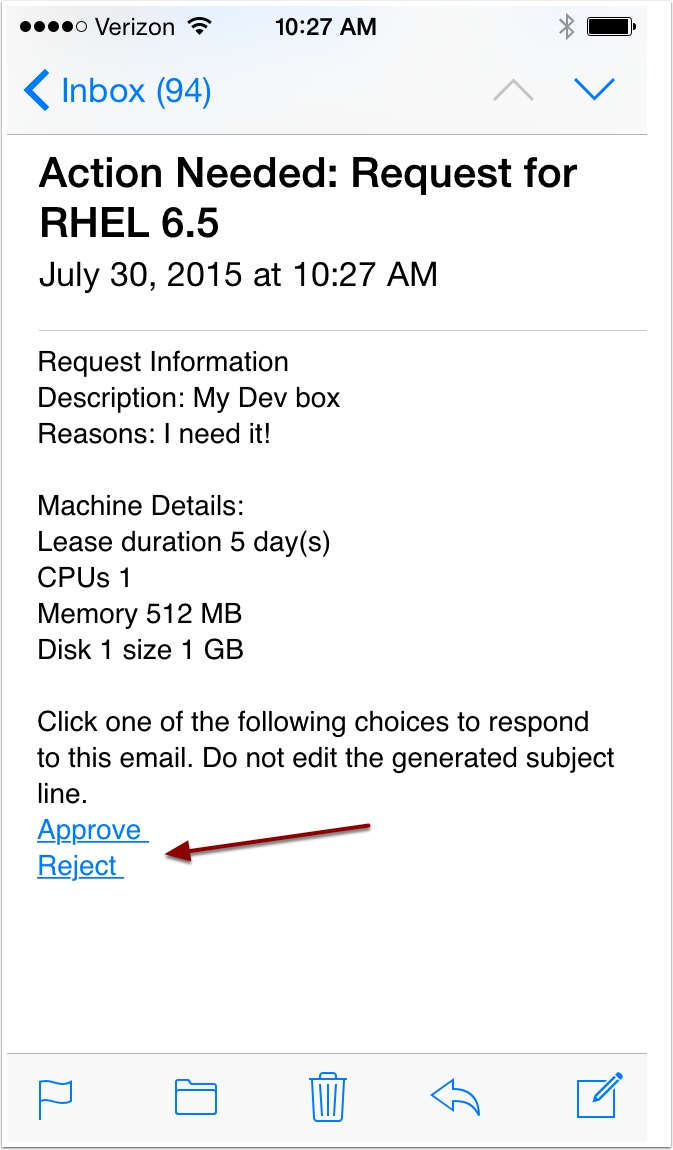 How to setup vRA Approvals by e-mail | | VMtoCloud com