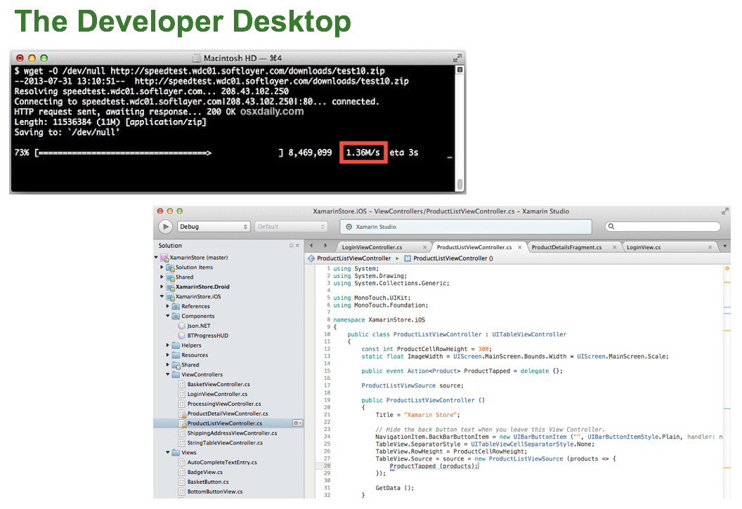 DeveloperDesktop