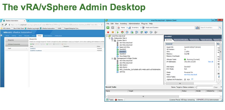 vSphereAdminDesktop