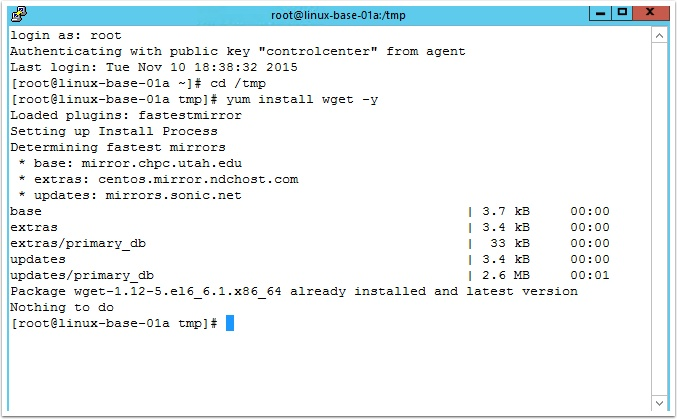 How to create a vRA 7 Automation Agent Linux Template – Part