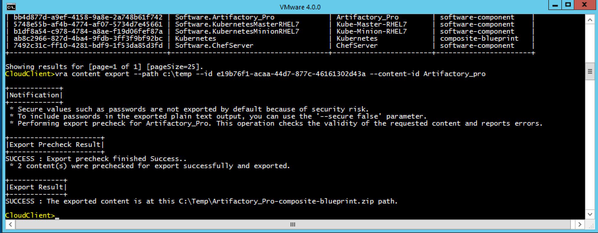 CloudClientExportBP