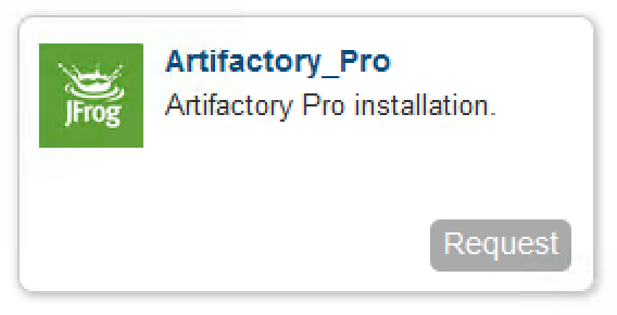 Artifactory pro blueprint samples vmware code artifactory pro blueprint malvernweather Choice Image
