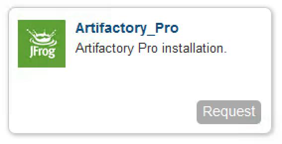 Artifactory pro blueprint samples vmware code artifactory pro blueprint malvernweather Gallery