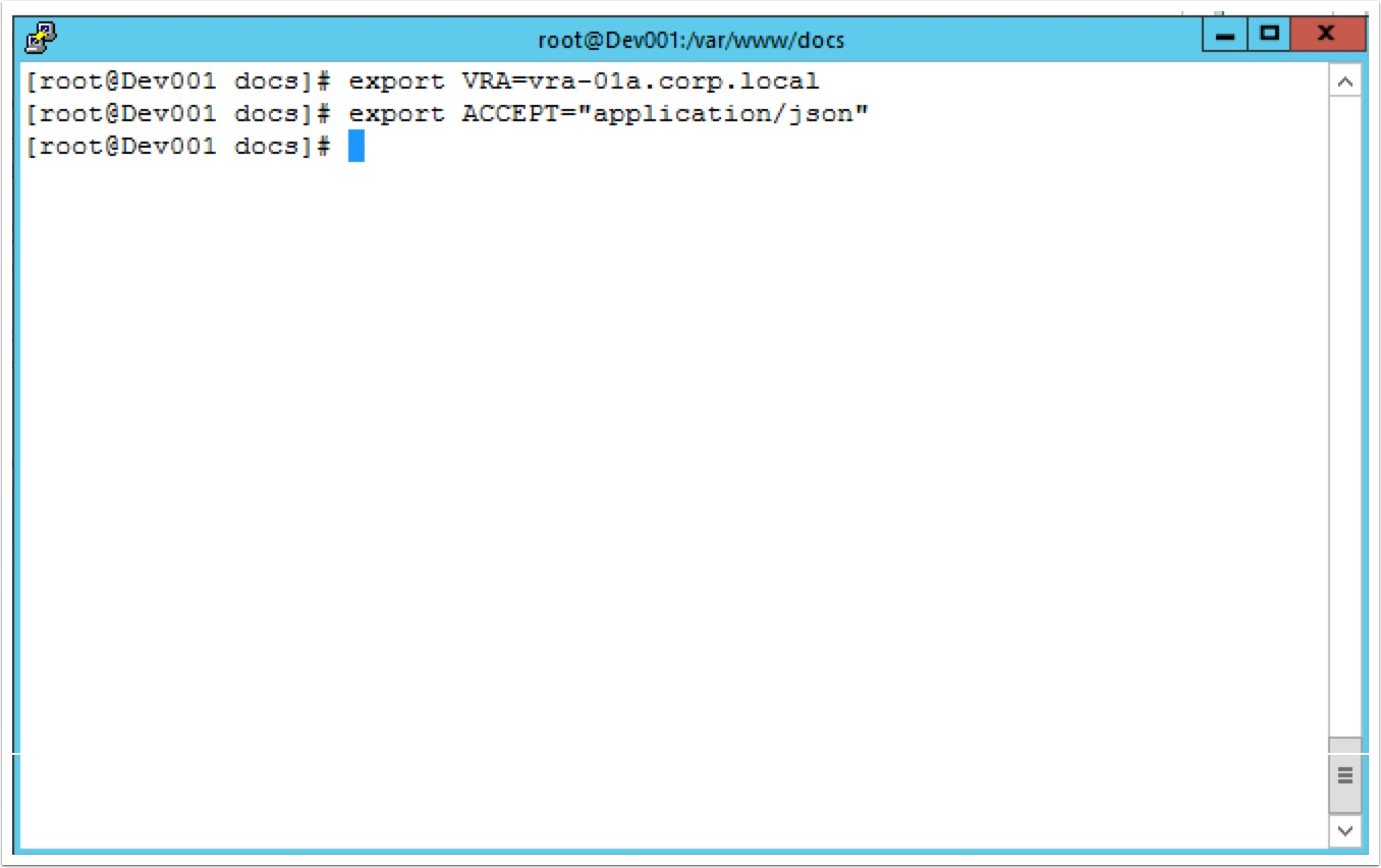 How to Delete a Deployment with the vRA 7 REST API