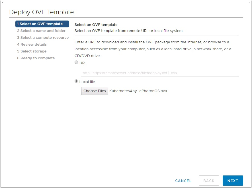 How to install Kubernetes on VMware Cloud on AWS | | VMtoCloud com